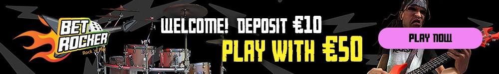 Betrocker Casino Banner